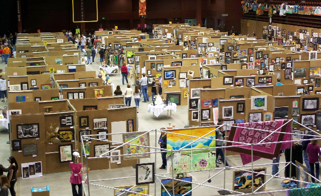 Art Symposium SLIDE