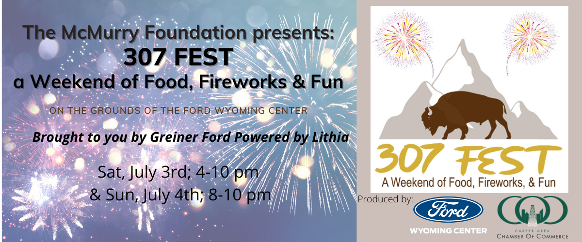307 FEST: A Weekend of Food, Fireworks & Fun!