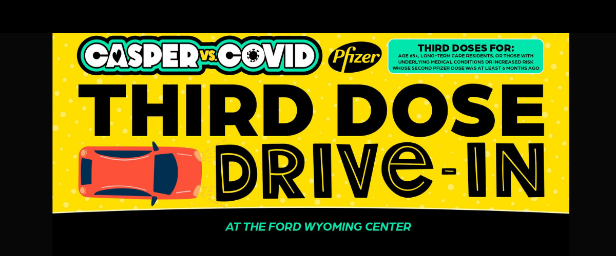 Third Dose Drive-In
