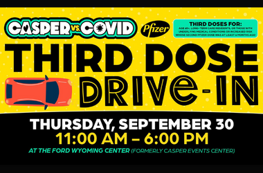 More Info for Third Dose Drive-In