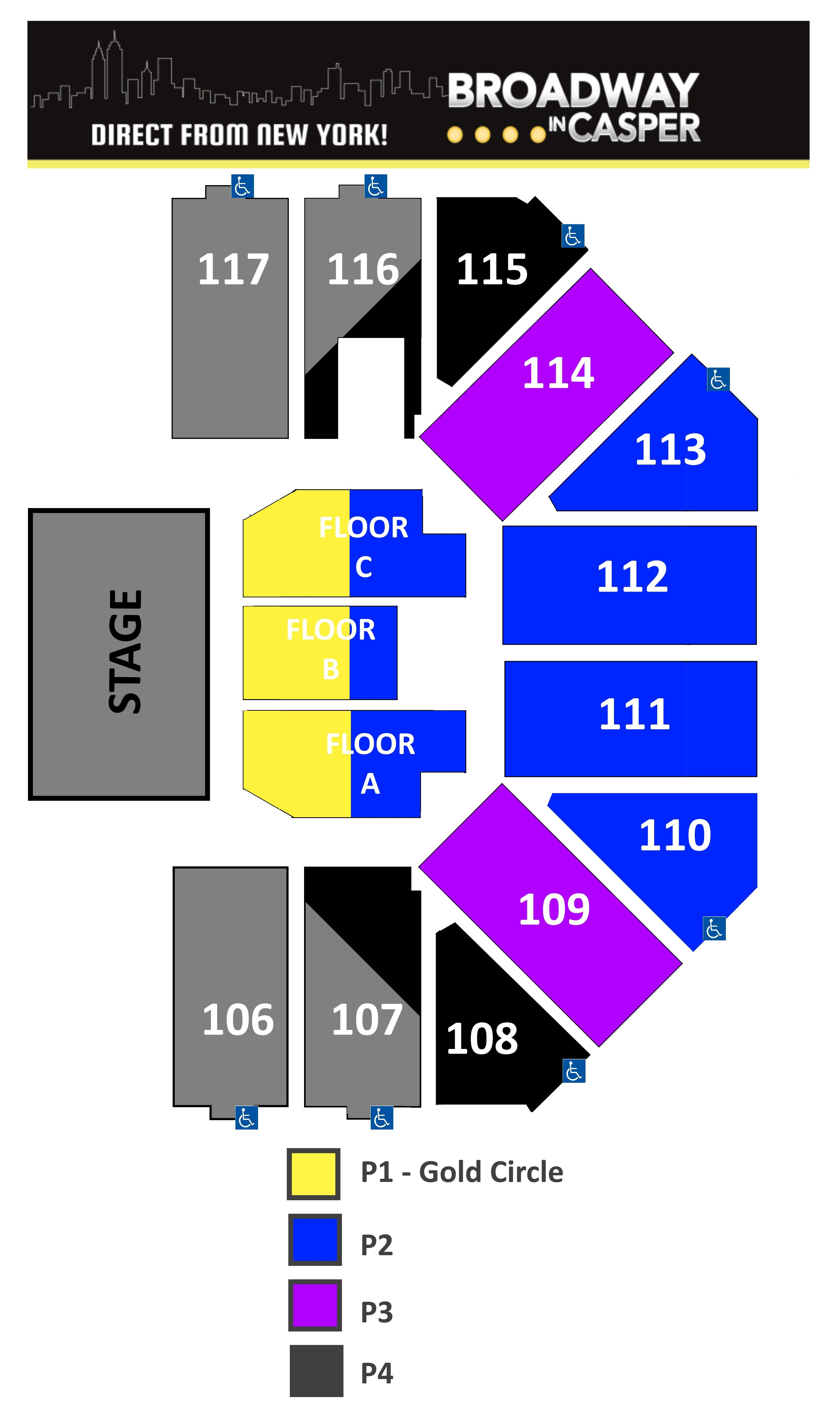 Seating View
