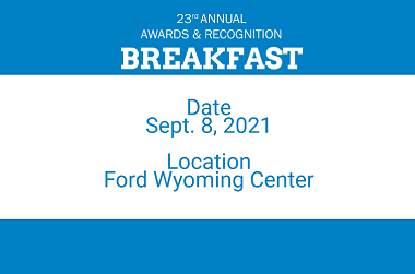 More Info for Awards & Recognition Breakfast
