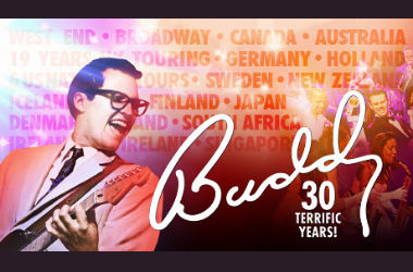 More Info for Buddy - The Buddy Holly Story