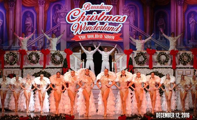 Broadway Christmas Wonderland | Casper Events Center