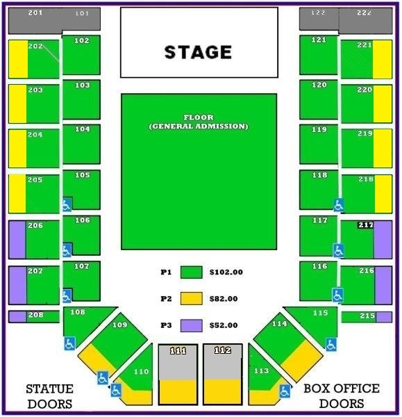 Rimrock Auto Arena Seating Chart Brokeasshome Com