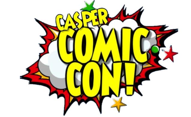 Casper Comic Con