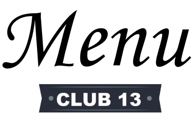 Club13menuArt