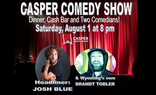 Casper Comedy Show