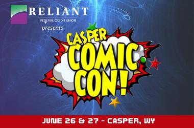 More Info for Casper Comic Con