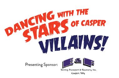 More Info for Dancing with the Stars of Casper: Villians!
