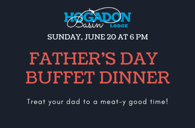 More Info for Father's Day Dinner at Hogadon Basin Lodge