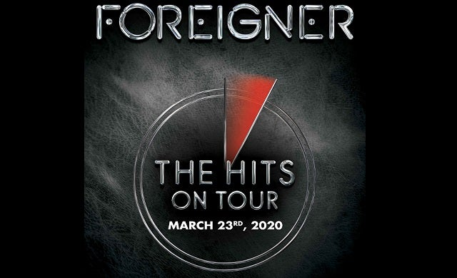 Foreigner Tour 2020.Foreigner The Hits On Tour Casper Events Center