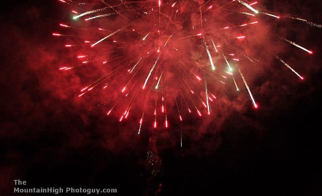 2020 Fireworks Show