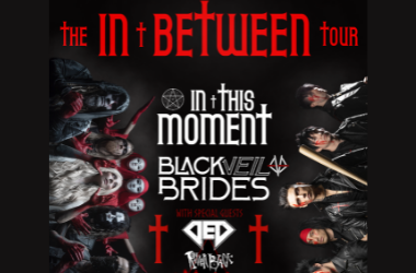 """More Info for In This Moment """"In Between Tour"""""""