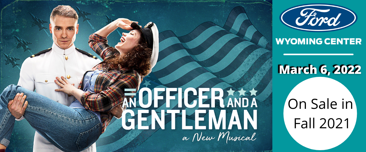 An Officer & A Gentleman