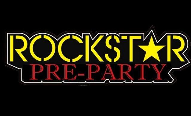 rockstar pre party casper events center