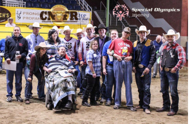 More Info for CNFR: Special Olympics Rodeo