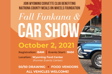 More Info for Fall Funkana & Car Show