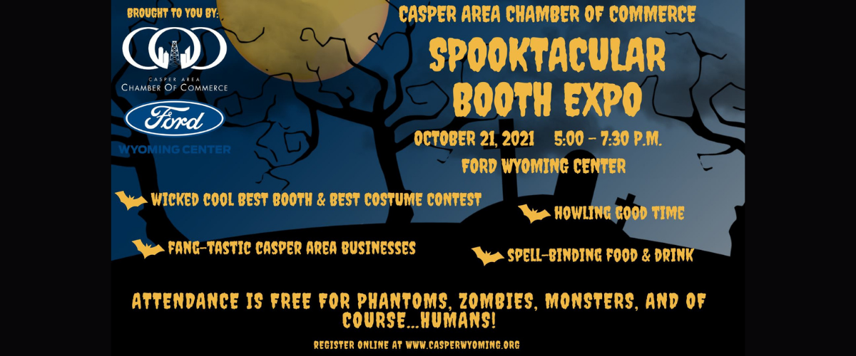 2021 SPOOKtacular BOOth Expo