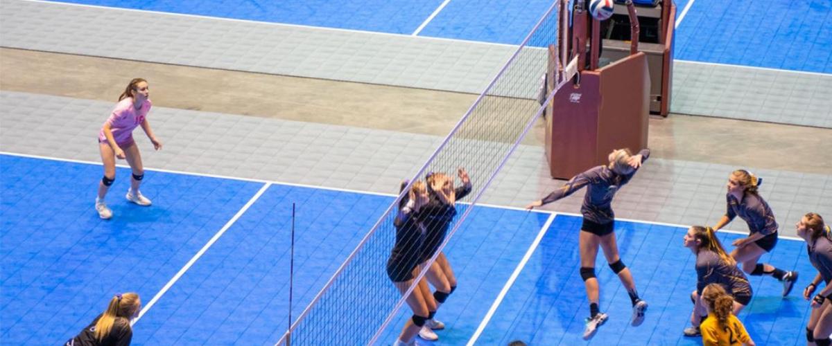 NCSD Casper Invitational Volleyball Tournament