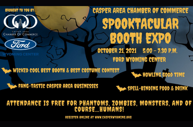 More Info for 2021 SPOOKtacular BOOth Expo