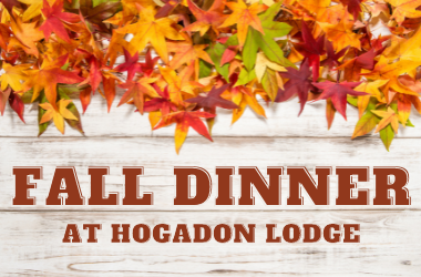 More Info for Fall Dinner at Hogadon Lodge